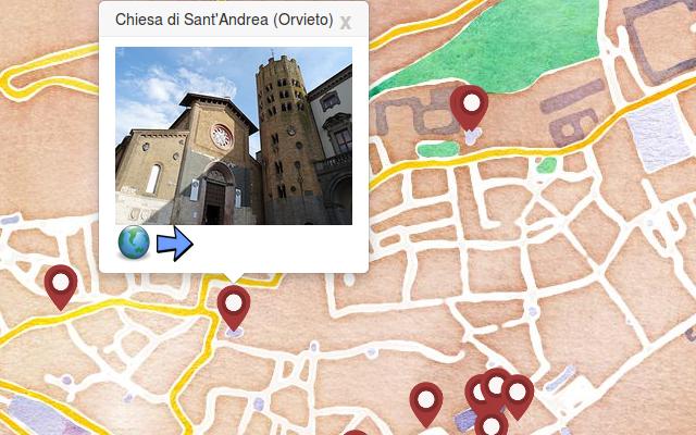 TimeMap, prova anche tu la mappa storica per ogni itinerario turistico